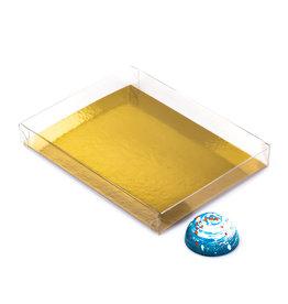 Boîte transparente  160 * 120 * 20mm - 50 pièces