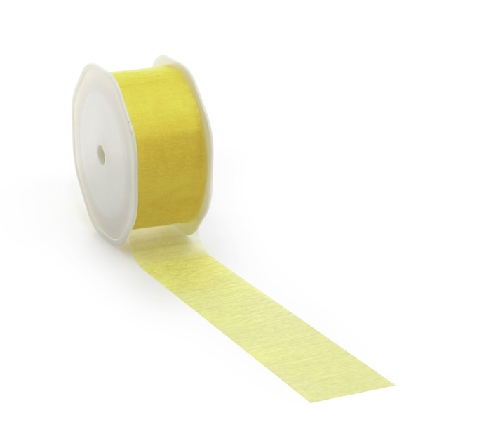 Voile Band - Yellow