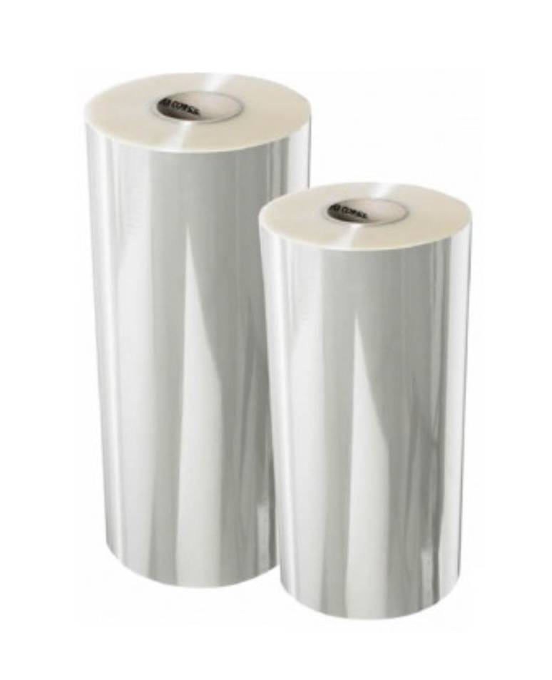 Transparent foil on roll  - 50cm - 300m - 25 micron