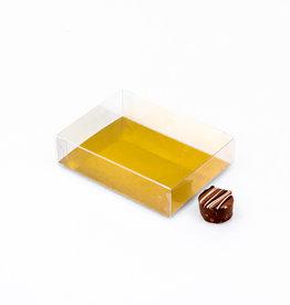 Transparanten Schachteln - 120 * 90 * 30 mm - 100 Stück