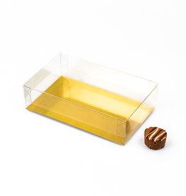 Transparanten Schachteln - 15 * 9 * 4 cm - 125 Stück