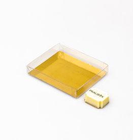 Boîte Transparant 105 * 86 * 18 mm - 100 pièces