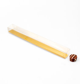 Trüffelstangen mit Goldkarton - 30*3*3 cm