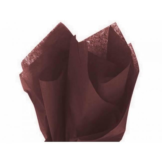 Papel secante moreno - 50 * 70 cm (480 hojas)