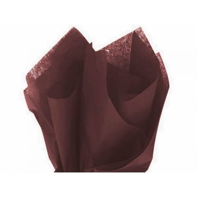 Tissue paper brown - 50 * 70 cm (480 sheets)