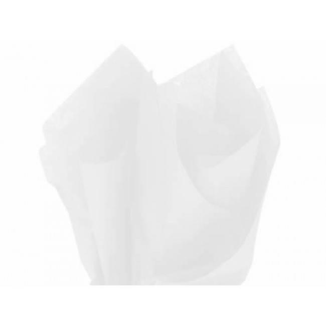 Tissue paper white -  50 * 70 cm (480 sheets)