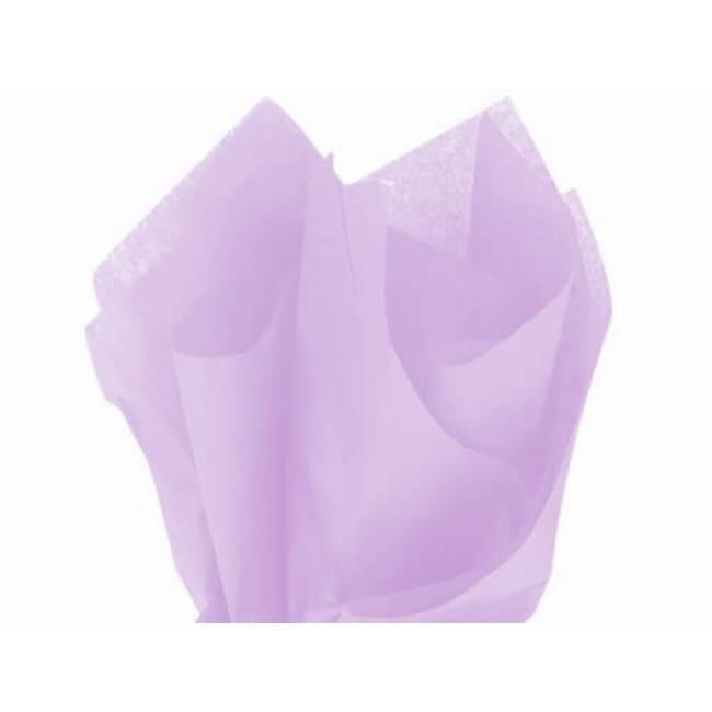 Papier buvard lilas -   50 * 70 cm (480 feuilles)