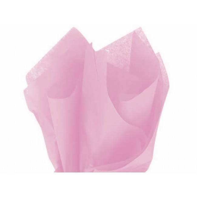 Tissue paper pink -  50 * 70 cm (480 vellen)