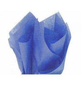 Vloeipapier blauw