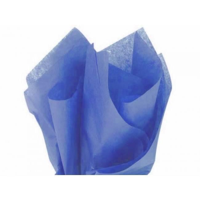 Vloeipapier blauw - 50 * 70 cm (480 vellen)