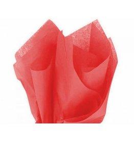 Vloeipapier rood