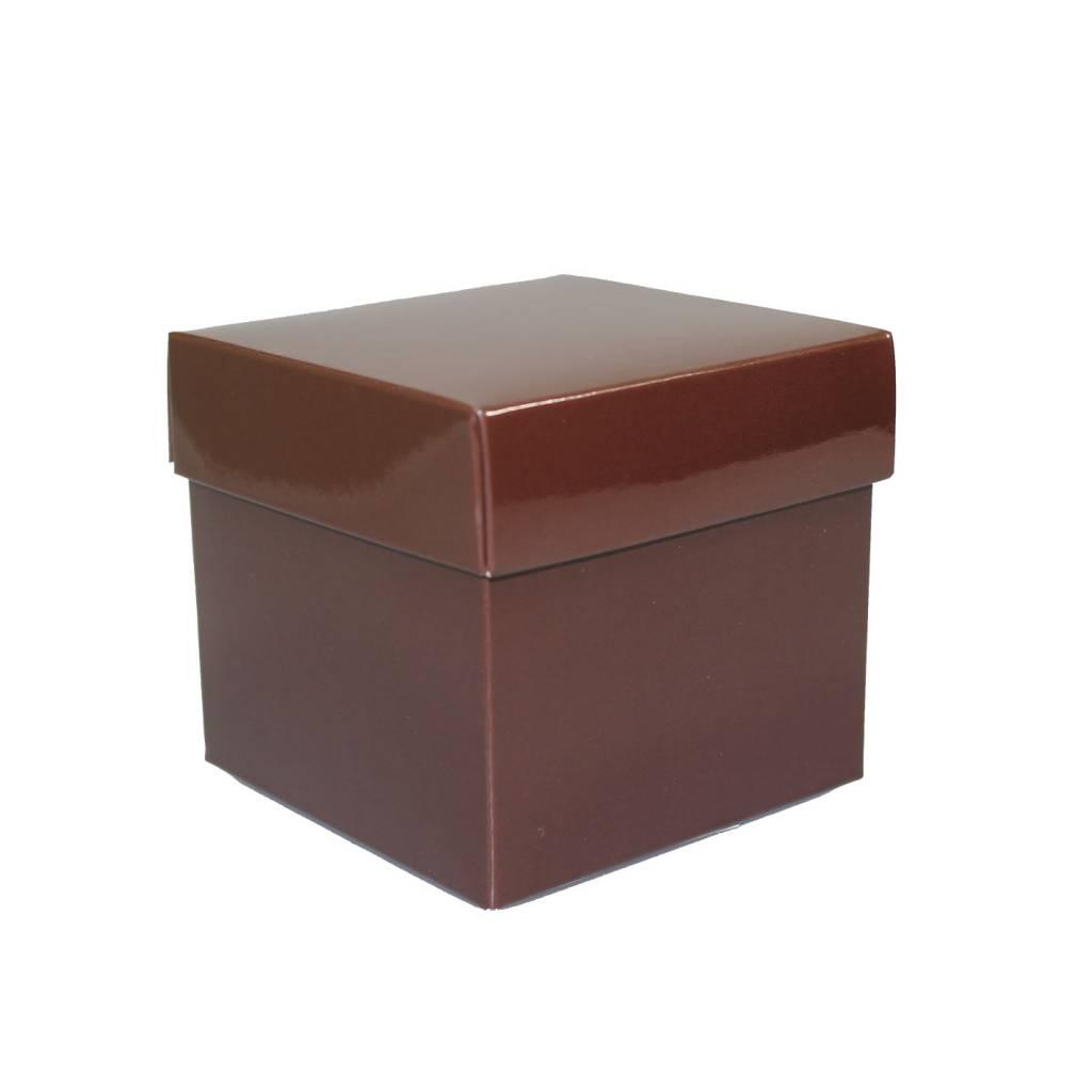Cubebox - Braun