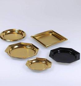 Minis assiettes plastiques