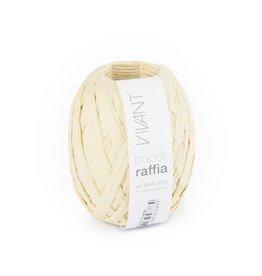 Paper Raffia - Beige - 6 rollen