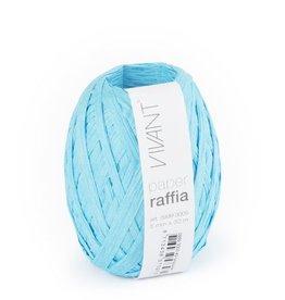 Paper Raffia - Turquoise - 6 Rolls
