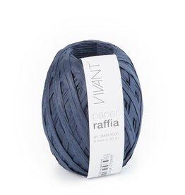 Paper Raffia - Dark Blue - 6 Rolls