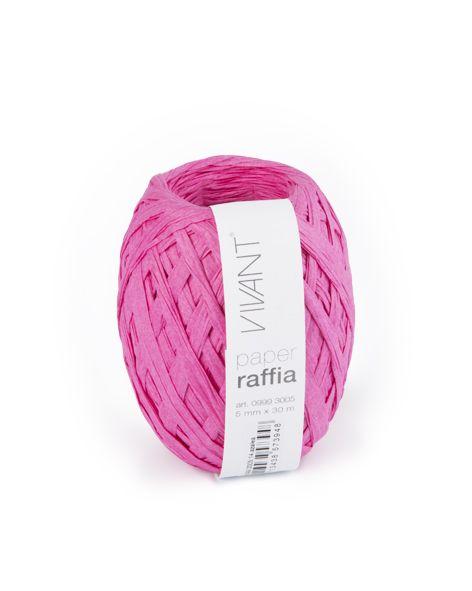 Paper Raffia - Azaléa - 6 Rolls