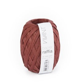 Paper Raffia - Bordeaux - 6 bobines