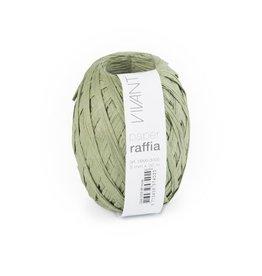 Paper Raffia - Moss - 6 Rolls