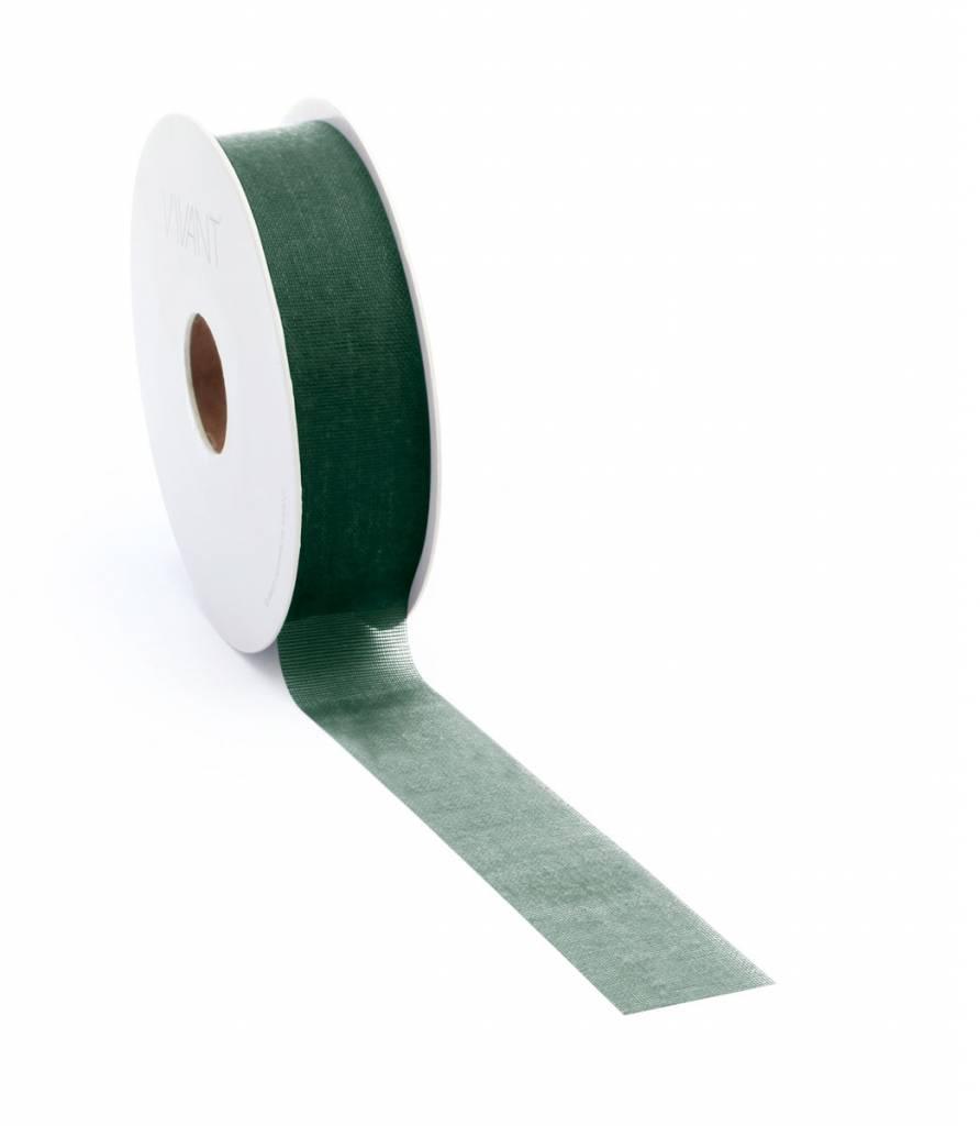 New Palette Ribbon - Dark Green
