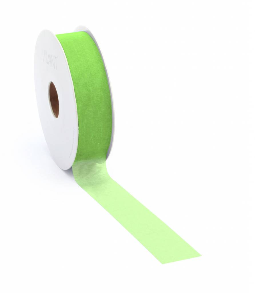 New Palette Ribbon - Spring Green