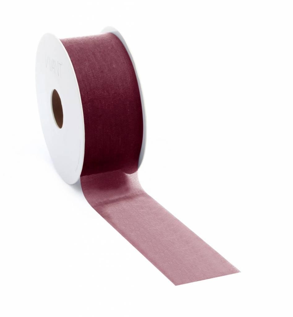 New Palette Ribbon - Bordeaux