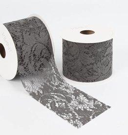Florence ribbon - Dark Grey