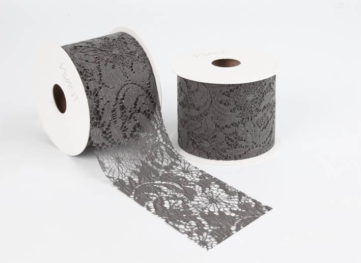 Florence ruban - Dark Grey