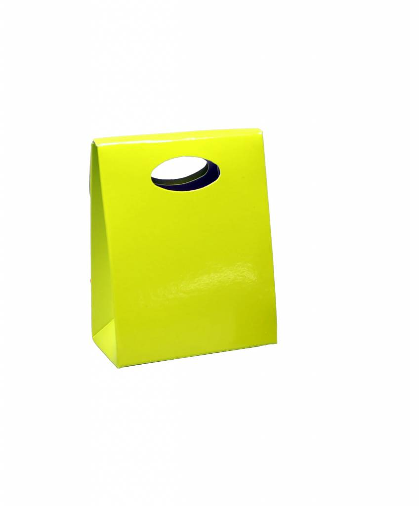 FunBox - Lime - 65*37*80mm - 100 pieces