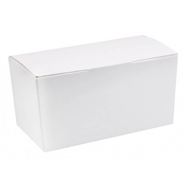 Ballotin blanco (cierre de tapa) - 50 unidades