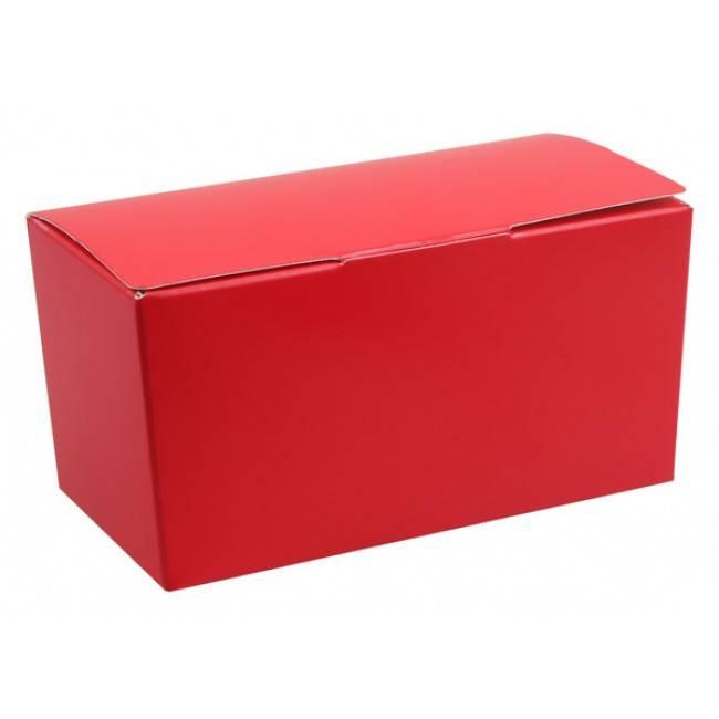 Ballotin - rood (klepsluiting) - 50 stuks