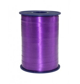 Ribbon curly - Purple