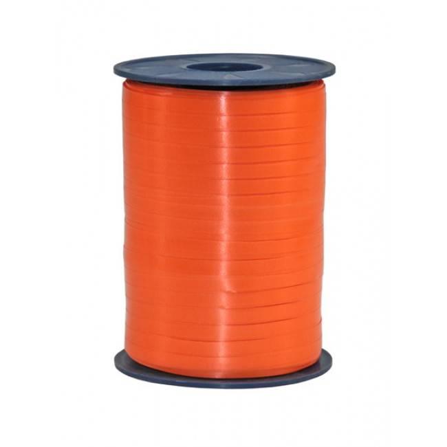 Ribbon curly - Orange