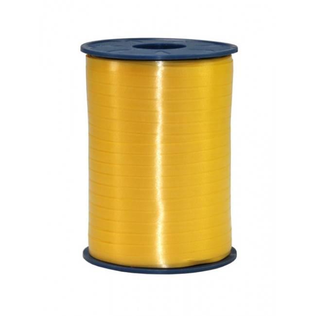 Ribbon curly - Yellow
