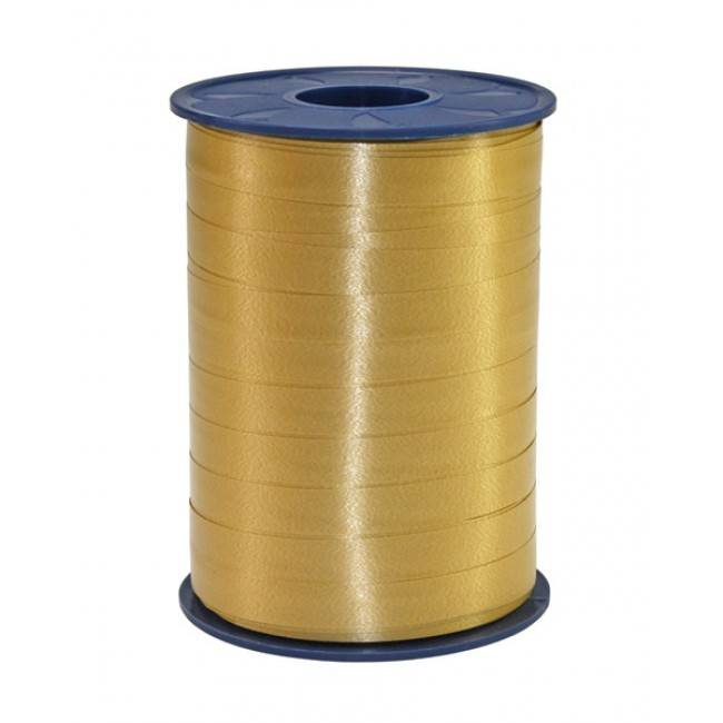 Ribbon curly - Gold