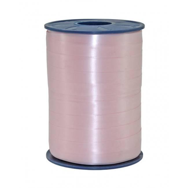 Ribbon curly - White/Pink