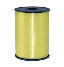 Ribbon curly - Light Yellow