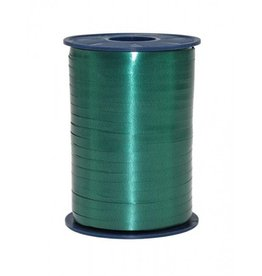 Ribbon curly - dark-green