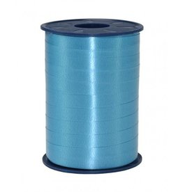 Ribbon curly - Blue
