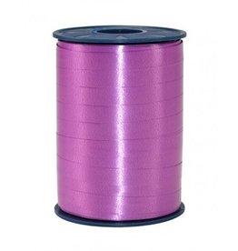 Ribbon curly - Dark Pink