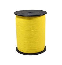 Cinta para rizar - amarillo Paper Look
