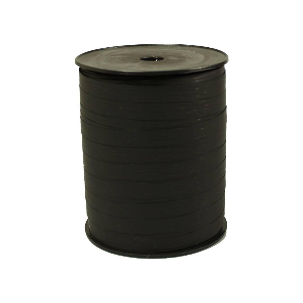 Krullint - zwart Paper Look