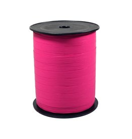 Ribbon curly - Fuchsia Paper Look