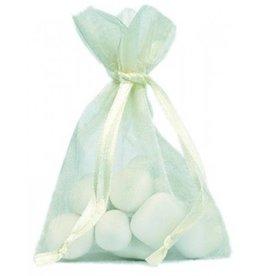 Organza Bag - Cream - 50 pieces