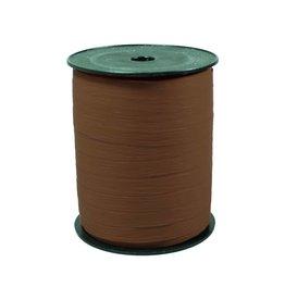 Ribbon curly - Brown Paper Look