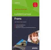 Prisma taalcursussen Luistercursus Frans + 6 Audio CD's