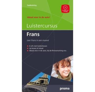 Prisma taalcursussen Prisma Luistercursus Frans - 6 CD's (Audio taalcursus Frans)
