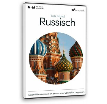 Eurotalk Talk Now Basis cursus Russisch voor beginners