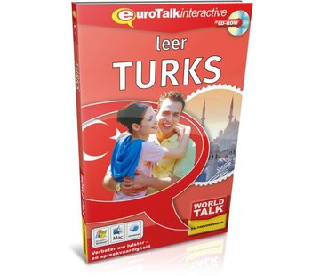 Eurotalk World Talk Leer Turks voor Gevorderden - Cursus world talk leer Turks