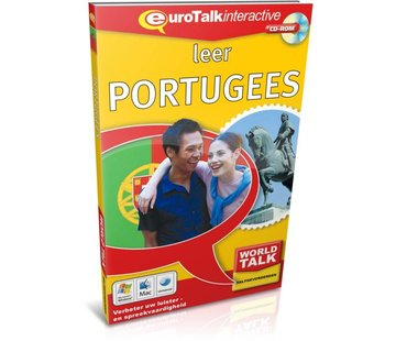 Eurotalk World Talk Leer Portugees voor Gevorderden - Cursus world talk Portugees